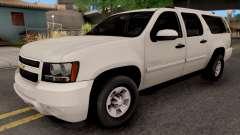 Chevrolet Suburban LT 2007 White