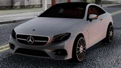 Mercedes-Benz E63 Coupe 2018 FIX