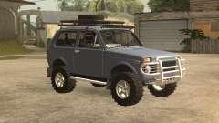 VAZ 2121 Fora-de-estrada para GTA San Andreas