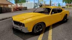 Declasse Sabre GTA 5 para GTA San Andreas