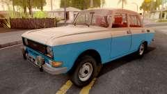 Moskvich 2140 Limousine para GTA San Andreas
