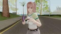 Honoka C4 para GTA San Andreas