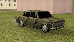 VAZ 2101 Camuflagem para GTA San Andreas