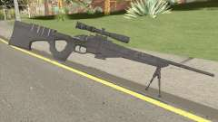 New Sniper Rifle MQ para GTA San Andreas