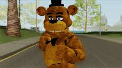 Freddy Fazbear V17 (FNaF) para GTA San Andreas