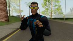 Black Lightning Heroic para GTA San Andreas