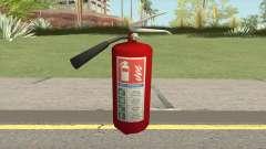 Fire Extinguisher HQ para GTA San Andreas