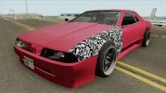 Elegy Tip Terminator para GTA San Andreas