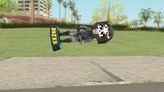 PAYDAY 2 Dozer Bobblehead Explosive para GTA San Andreas
