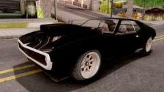 Schyster Deviant GTA V v2 IVF para GTA San Andreas