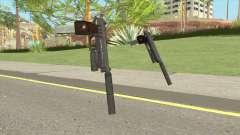 Hawk And Little Pistol (Black Tint) V2 GTA V