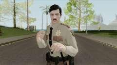 Arklay County Sheriff V1 para GTA San Andreas