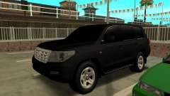 Toyota Land Cruiser 200 2009 Arab para GTA San Andreas