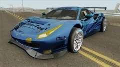 Ferrari 488 GT3 2018 para GTA San Andreas