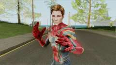 Iron Spider Unmasked From Spiderman Unlimited para GTA San Andreas