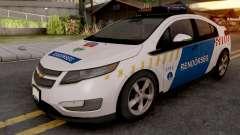 Chevrolet Volt Magyar Rendorseg para GTA San Andreas