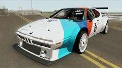 BMW M1 Procar 1979 para GTA San Andreas