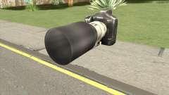 Camera HQ para GTA San Andreas