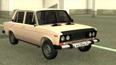 VAZ 2106 estoque Original para GTA San Andreas