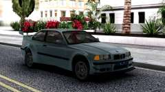 BMW M3 E36 Stock Coupe para GTA San Andreas