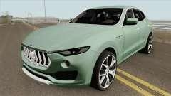 Maserati Levante 2017 HQ para GTA San Andreas