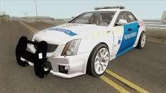 Cadillac CTS Magyar Rendorseg