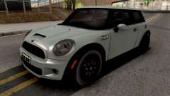 Mini Cooper John Cooper Works (Stock) para GTA San Andreas