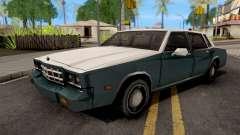 Declasse Tahoma 1983 para GTA San Andreas
