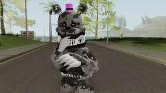 Fredbear Gray V1 para GTA San Andreas