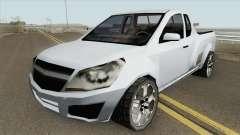 Chevrolet Montana (SA Style)