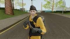 Skin Random 181 (Outfit Heist) para GTA San Andreas