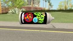 AlienOut Spraycan (From Spongebob) para GTA San Andreas