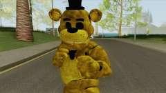 Golden Freddy V17 (FNaF) para GTA San Andreas