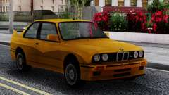 BMW M3 E30 Sport Evolution 1986