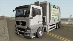 MAN TGS 18.320 Garbage Truck (Philippines) para GTA San Andreas