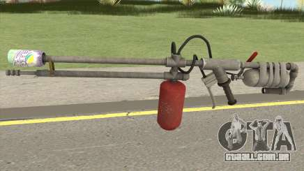 Flame Thrower para GTA San Andreas