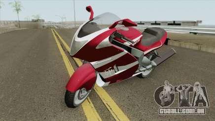 Hakuchou GTA V (Texturas Arregaldas) para GTA San Andreas