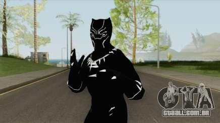 Kellogs Custom Black Panther para GTA San Andreas