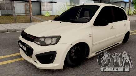 Lada Kalina 2 Sport para GTA San Andreas