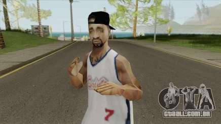 Jaquan Taylor para GTA San Andreas