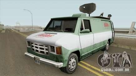 Duta TV Newsvan para GTA San Andreas
