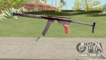 Type 85 Silenced Version para GTA San Andreas