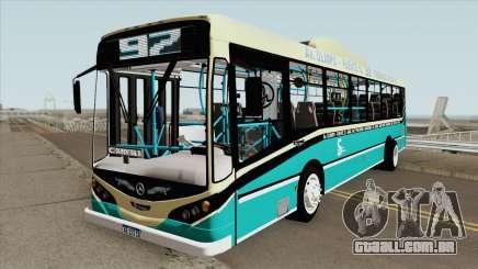 Mercedez-Benz Metalpar Iguazu O-500 Linea 92 para GTA San Andreas
