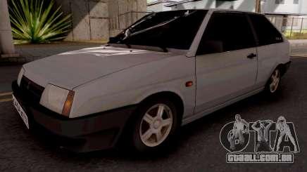 VAZ 2108 BPAN.Rússia para GTA San Andreas