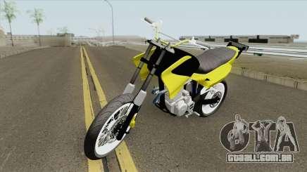 Honda Falcon X400CC Stunt para GTA San Andreas