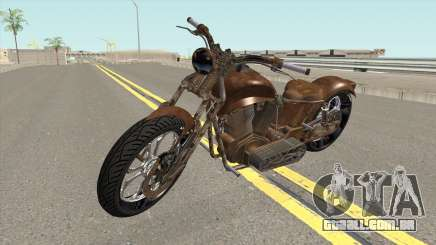 Western Motorcycle Rat Bike V2 GTA V para GTA San Andreas