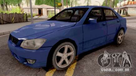Lexus IS 300 2001 para GTA San Andreas