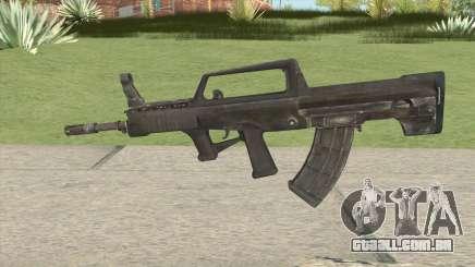 QBZ 95 para GTA San Andreas