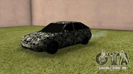 VAZ 2112 Camo para GTA San Andreas