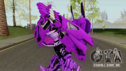 Shockwave Transformers WFC para GTA San Andreas